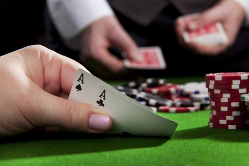 poker betting