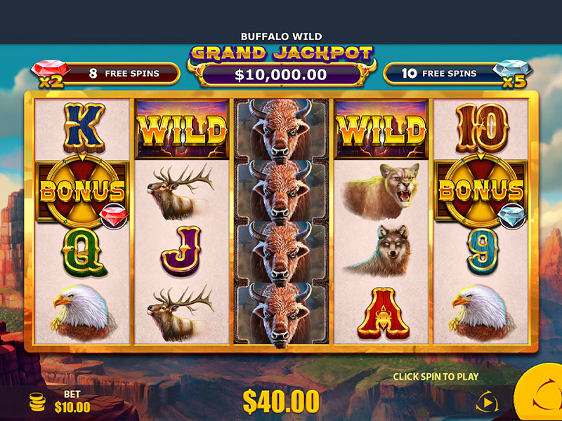 Slot online casino